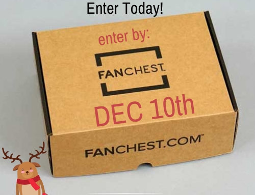 WIN A FREE FANCHEST DELUXE