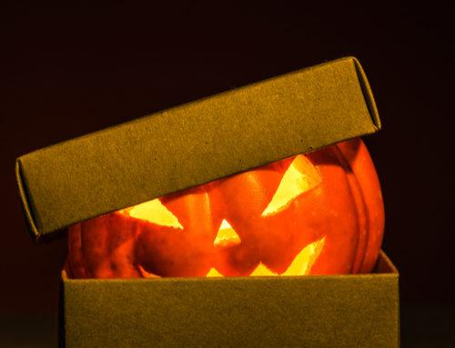 Send a Little Halloween Love…