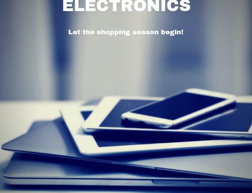 'Tis the Holiday Season – Electronics