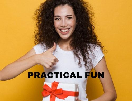 'Tis the Holiday Season – Practical Fun