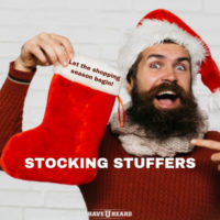 haveuheard stocking stuffers