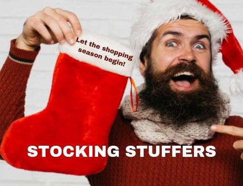 'Tis the Holiday Season – Stocking Stuffers
