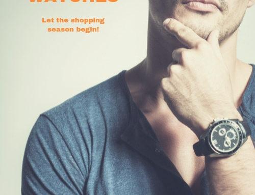 'Tis the Holiday Season – Watches