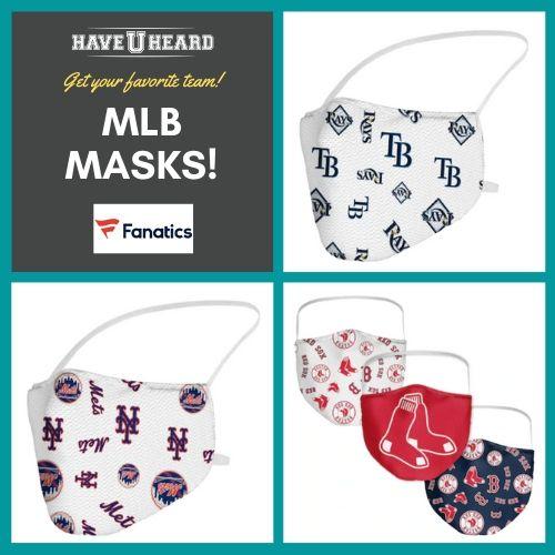 HAVEUHEARD MLB MASKS