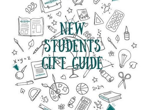 Shopping Guide for New Students
