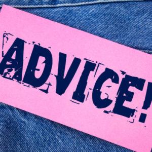 haveuheard advice uf
