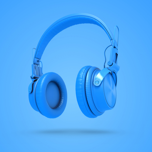 haveuheard blue headphones