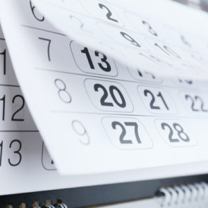 haveuheard calendar fau