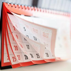 haveuheard calendar unf
