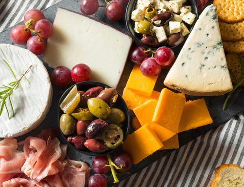 Charcuterie Boards Loved by College Kids