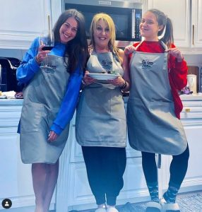 Cooking with Celebrity Chefs
