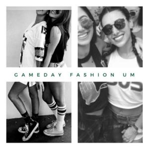 haveuheard gameday attire UM
