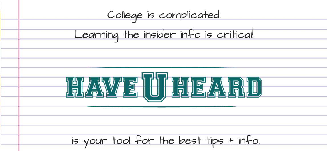 HaveUHeard.com is your best tools for the best tips