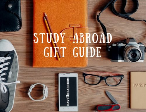 Ultimate Study Abroad Gift Guide