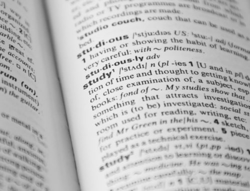 Colleges are Talking About Learning Terms, What are They?
