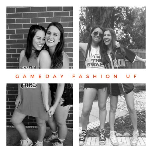 GAVEUHEARD ATTIRE GAMEDAY UF